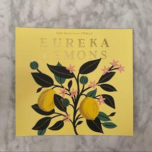 Rifle Paper Co Eureka Lemons Print